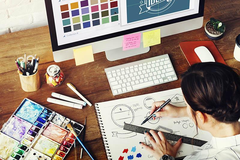 Impaginazione, grafica e stampa